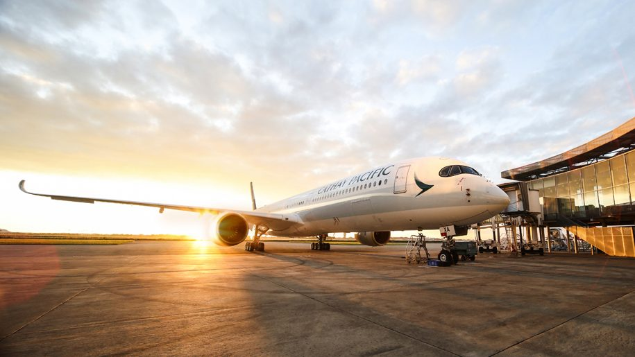 Cathay Pacific expands codeshare partnership with Lufthansa and Swiss