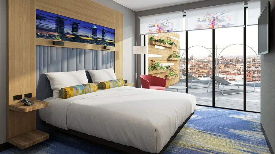 Marriott Opens First Aloft Property In Spain Business