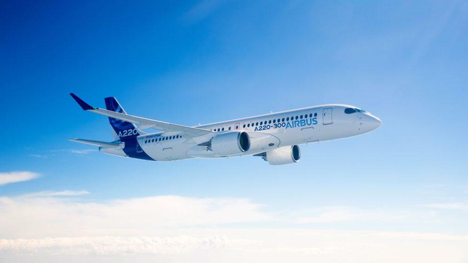 Resultado de imagen para Airbus A220-300 tour Asia