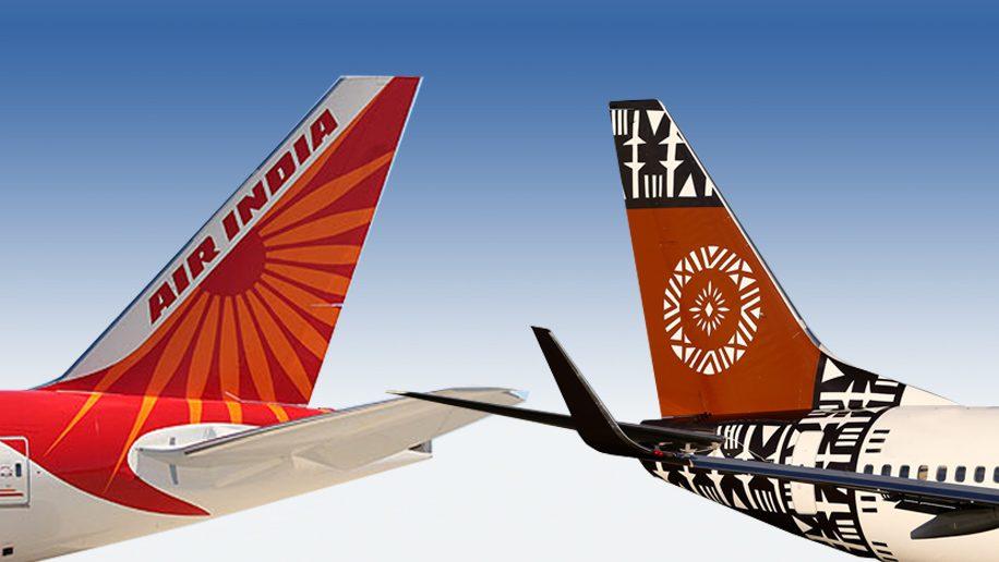 Air India and Fiji Airways sign codeshare pact