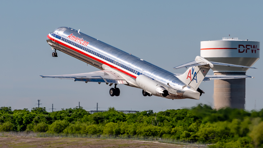 American Airlines shares timeline of 'Mad Dog' MD-80 as