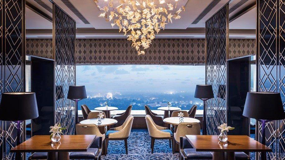 Hotel of the month: Shangri-La's - Eros Hotel, New Delhi