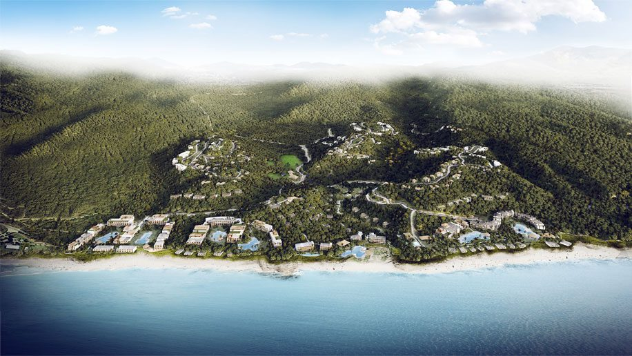 Marriott announces plans for first all-inclusive resorts