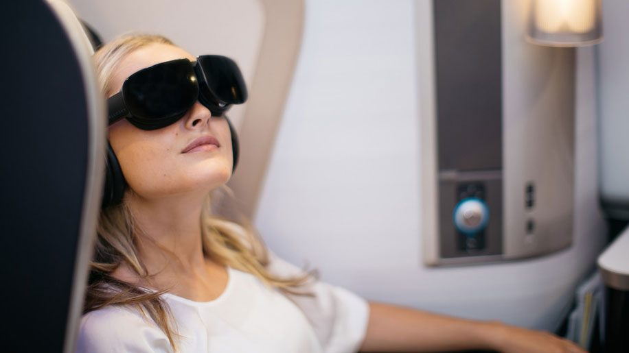 British Airways to trial virtual reality headsets in First