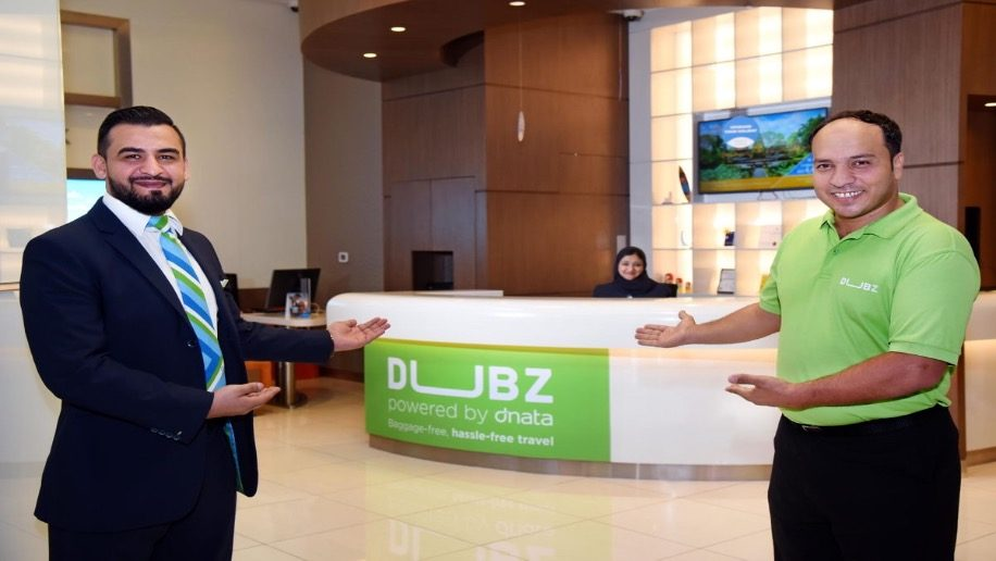 Try out Dubz's new check-in station at The Dubai Mall