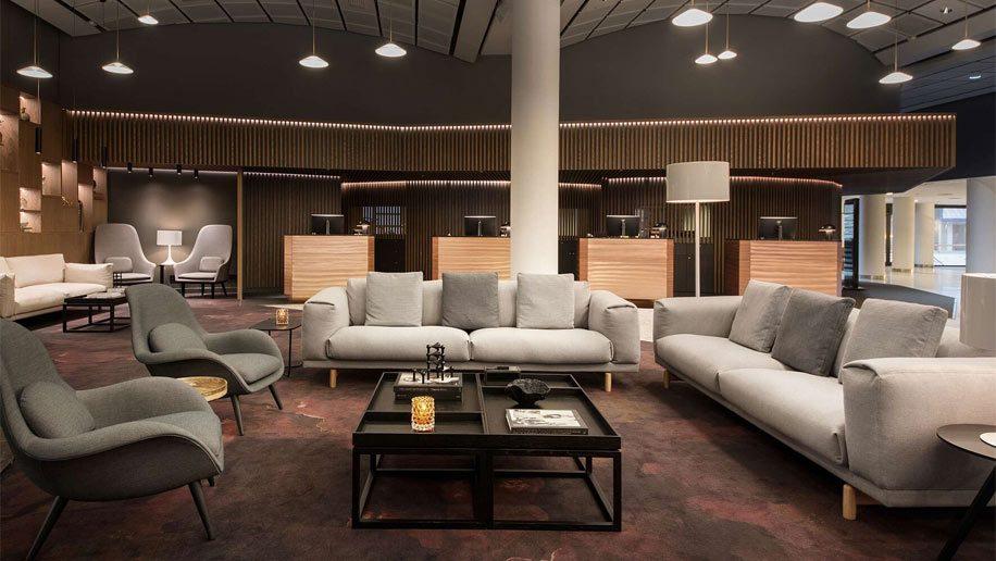 Oslo's Radisson Blu Scandinavia Hotel completes renovation