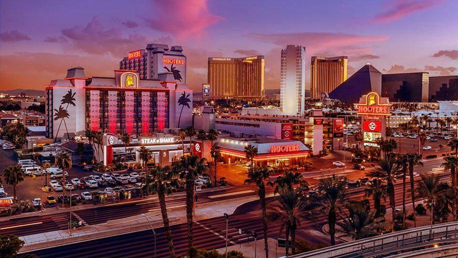 Oyo compra e renomeia o Hooters Hotel em Las Vegas