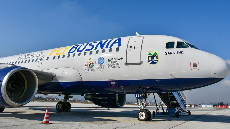 Fly Bosnia To Launch Luton Sarajevo Service Business Traveller