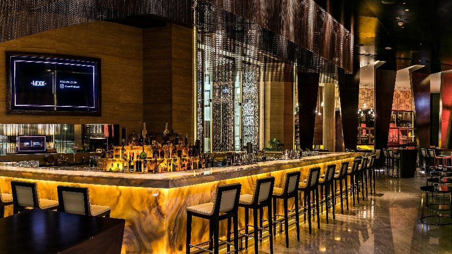 Lexx bar opens at Grand Hyatt Abu Dhabi Hotel and Residences Emirates Pearl
