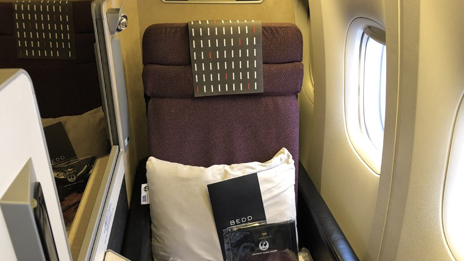 Flight review: Japan Airlines Boeing 777-300ER Tokyo Narita to Los Angeles business class