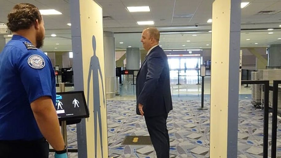 TSA tests new body scanners at Las Vegas airport