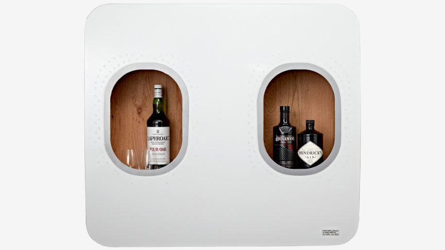 Lufthansa launches product range made from old aircraft parts