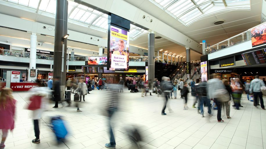Gatwick South Terminal Shops >> Vodafone Launches 5g Network At Gatwick S South Terminal