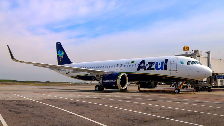 'Moxy' airline to launch with used Azul aircraft