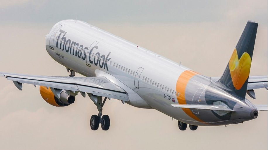 Easyjet and Jet 2 acquire Thomas Cook's UK slots