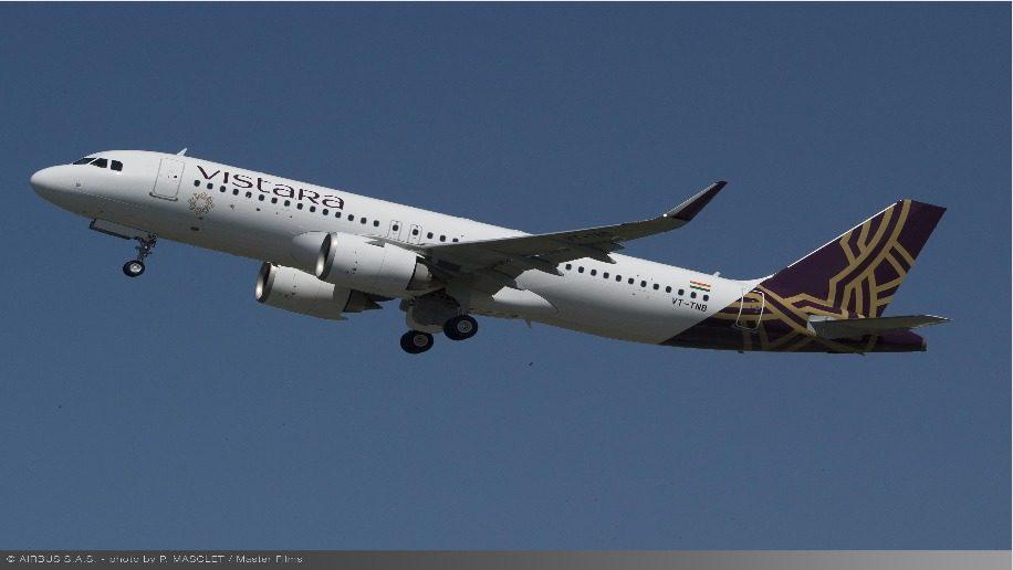 Vistara partners with Airbus for A320 fleet maintenance