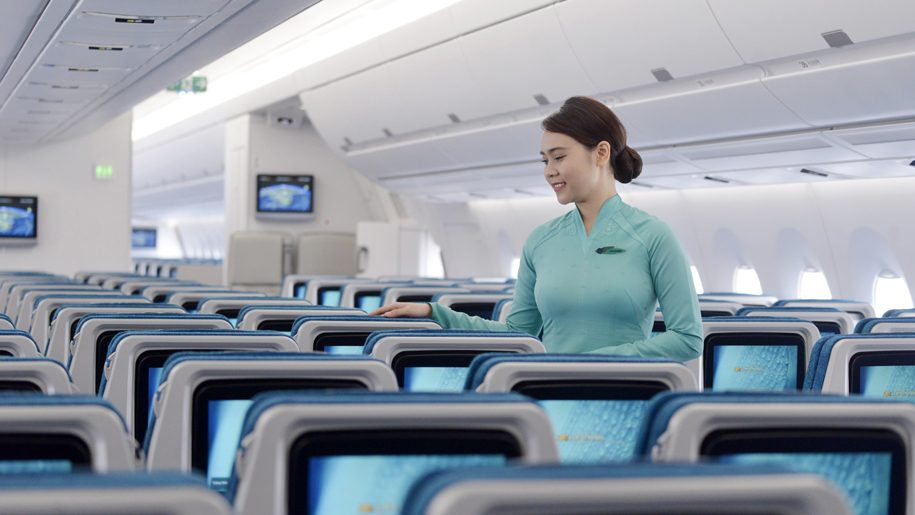 Vietnam Airlines rolls out in-flight wifi service