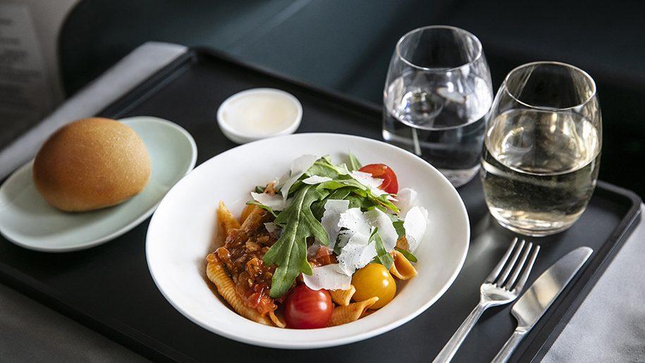 Cathay Pacific serves plant-based pork alternative on flights