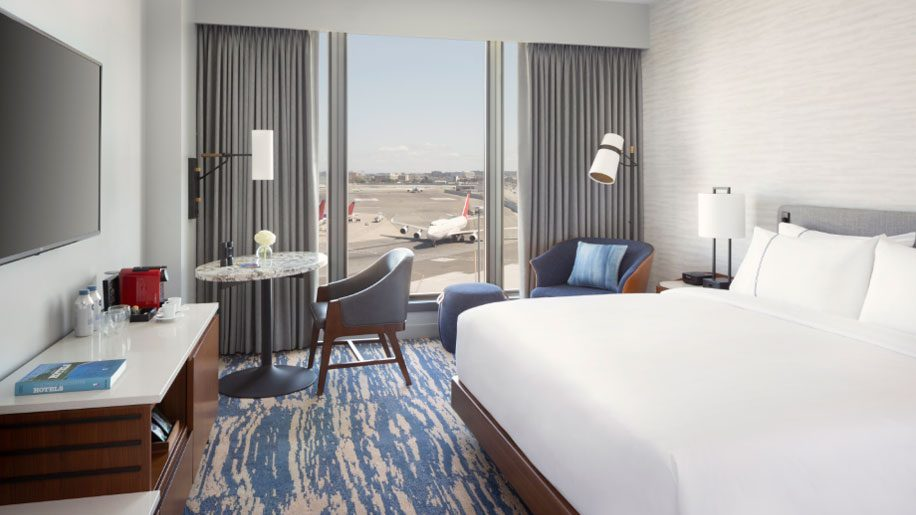 Hyatt opens first on-airport hotel at San Francisco International