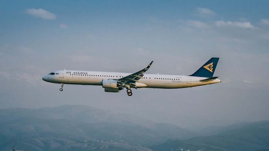 Possible routes for Air Astana\'s new A321LR include Shanghai ...