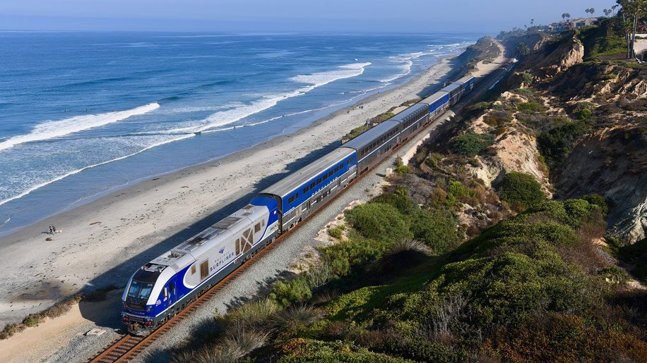 Amtrak boosts rail service between LA and San Diego