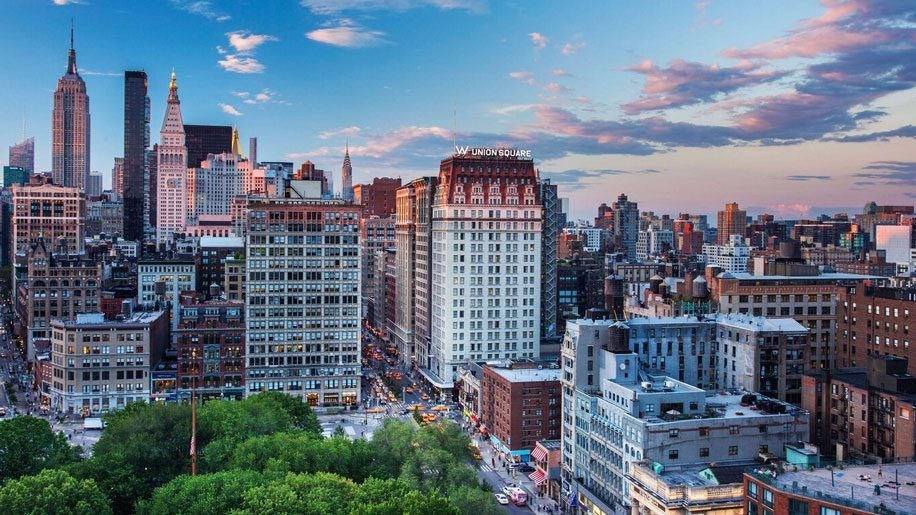 Marriott to renovate W New York Union Square following acquisition