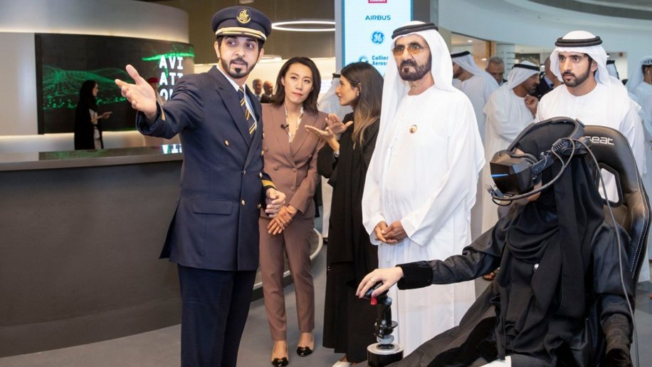 Emirates Aviation X Lab