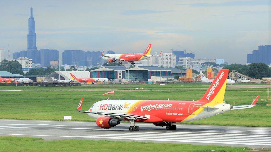 Vietjet launches new international routes