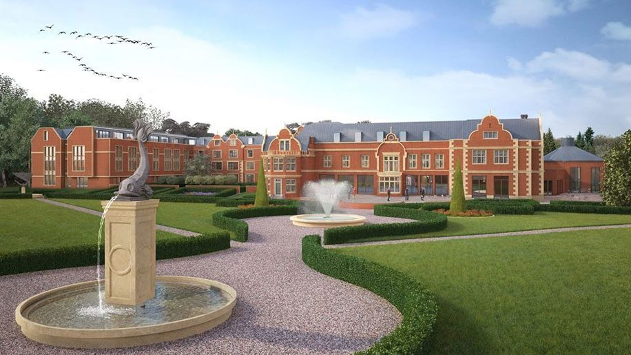 Fairmont To Open Hotel Next To Windsor Great Park