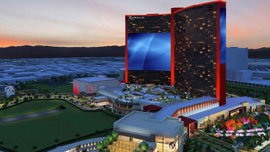 Resorts World Las Vegas to feature Hilton, LXR and Conrad