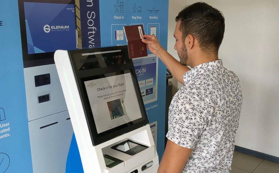 Etihad testa tecnologia para identificar passageiros com coronavírus