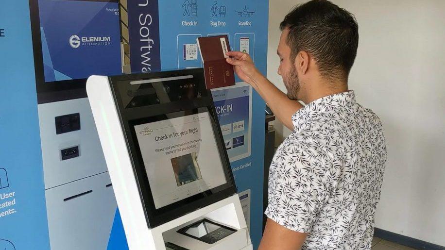 Етихад Аирваис и Елениум Аутоматион су у партнерству на новој аеродромској технологији како би помогли идентификацији путника са здравствено ризиком